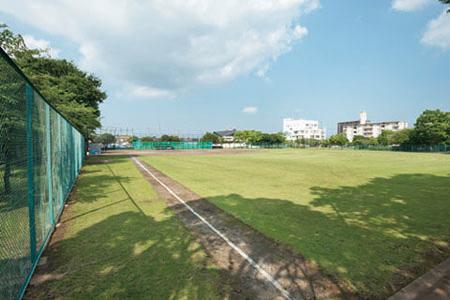 古市場公園スポーツ施設
